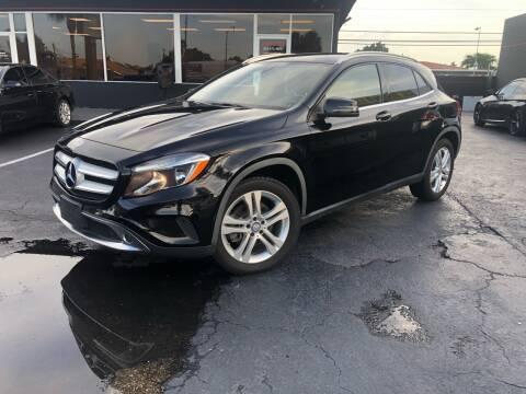 2017 Mercedes-Benz GLA for sale at CAR UZD in Miami FL