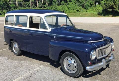 1967 Volvo Duett for sale at Classic Car Deals in Cadillac MI