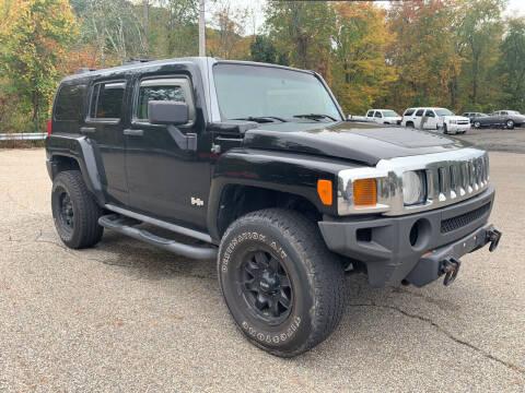 2010 HUMMER H3 for sale at George Strus Motors Inc. in Newfoundland NJ