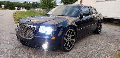 2006 Chrysler 300 for sale at ALL AUTOS in Greer SC