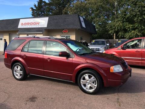 2005 Ford Freestyle for sale at Gordon Auto Sales LLC in Sioux City IA