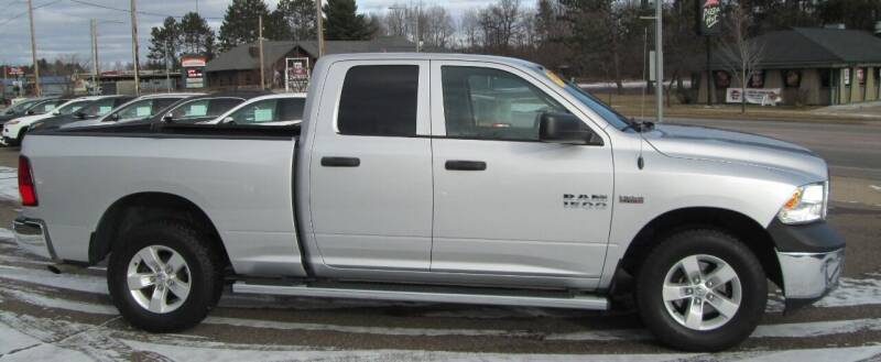 2015 RAM Ram Pickup 1500 for sale at The AUTOHAUS LLC in Tomahawk WI