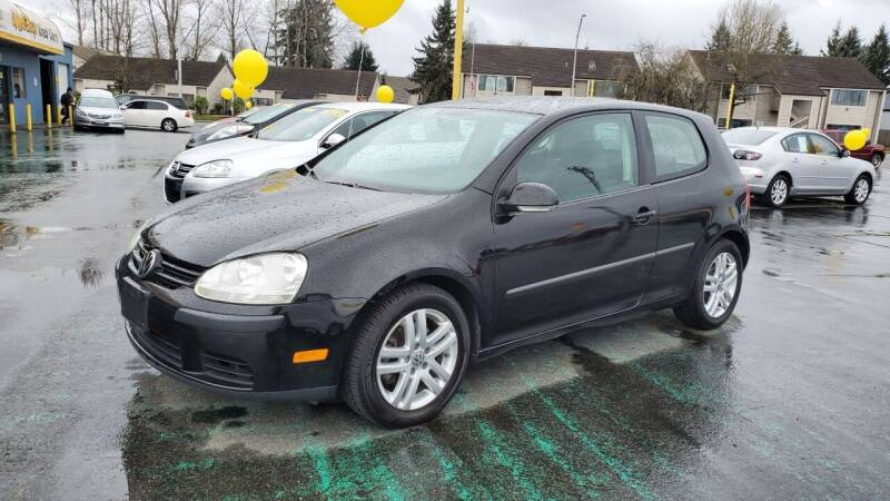2008 Volkswagen Rabbit for sale at Good Guys Used Cars Llc in East Olympia WA