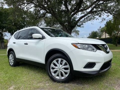 2016 Nissan Rogue for sale at Kaler Auto Sales in Wilton Manors FL