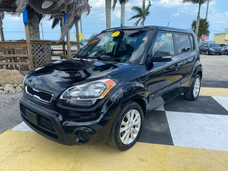 2012 Kia Soul for sale at D&S Auto Sales, Inc in Melbourne FL