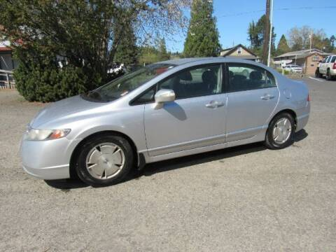 2008 Honda Civic for sale at Triple C Auto Brokers in Washougal WA
