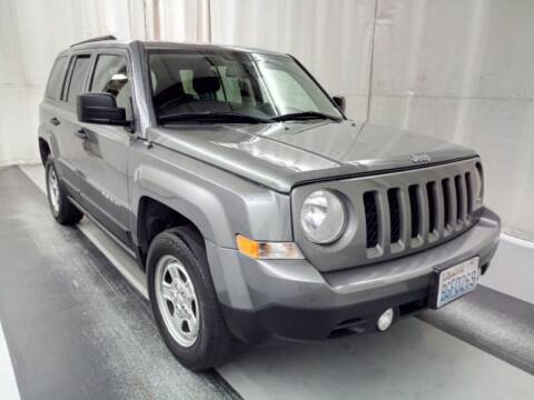 2011 Jeep Patriot for sale at Horne's Auto Sales in Richland WA