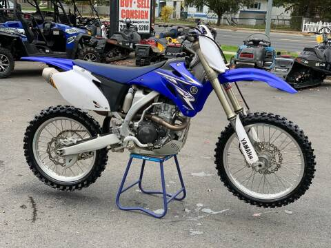 2009 Yamaha YZ 250F for sale at Harper Motorsports in Post Falls ID