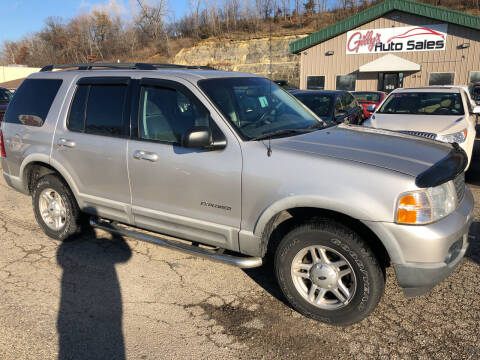 2002 Ford Explorer for sale at Gilly's Auto Sales in Rochester MN