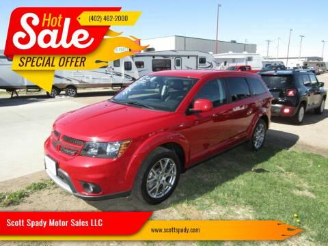2019 Dodge Journey for sale at Scott Spady Motor Sales LLC in Hastings NE