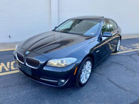 2011 BMW 5 Series for sale at Carland Auto Sales INC. in Portsmouth VA