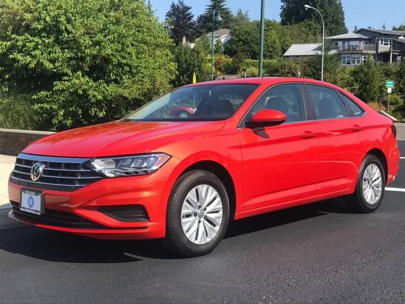 2019 Volkswagen Jetta for sale at GO AUTO BROKERS in Bellevue WA