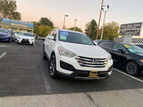 2014 Hyundai Santa Fe Sport for sale at Save Auto Sales in Sacramento CA