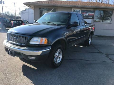 2003 Ford F-150 for sale at Big Red Auto Sales in Papillion NE
