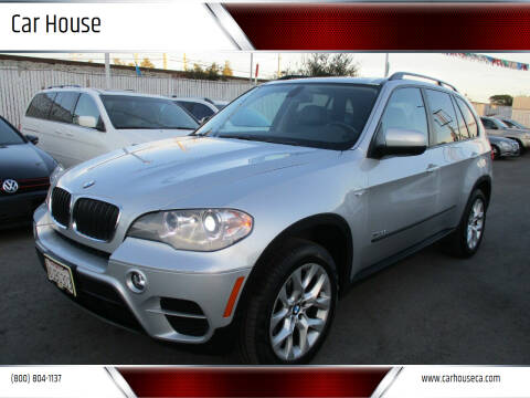 2012 BMW X5 for sale at Car House in San Mateo CA