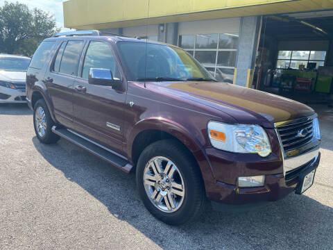 2007 Ford Explorer for sale at McNamara Auto Sales in York PA