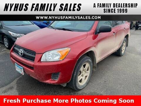 2010 Toyota RAV4 for sale at Nyhus Family Sales in Perham MN