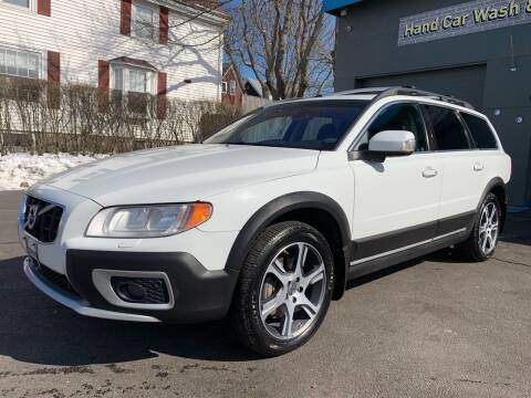 2012 Volvo XC70 for sale at Fournier Auto and Truck Sales in Rehoboth MA