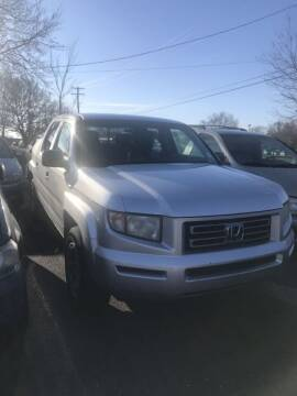 2006 Honda Ridgeline for sale at Indy Motorsports in St. Charles MO