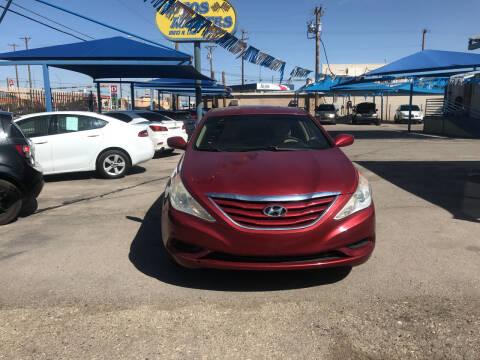 2012 Hyundai Sonata for sale at Autos Montes in Socorro TX