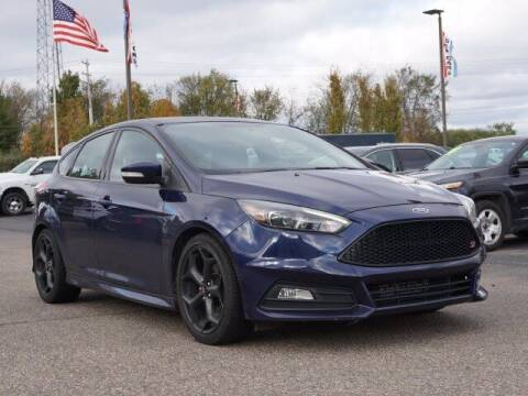 2017 Ford Focus for sale at Szott Ford in Holly MI