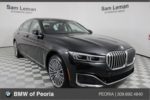 2022 BMW 7 Series for sale at BMW of Peoria in Peoria IL