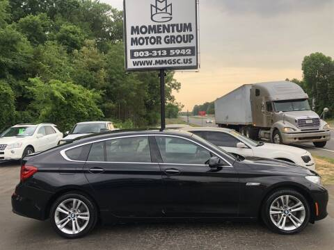 2010 BMW 5 Series for sale at Momentum Motor Group in Lancaster SC