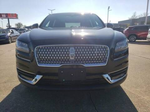 2020 Lincoln Nautilus for sale at CU Carfinders in Norcross GA