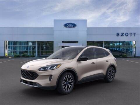 2020 Ford Escape Hybrid for sale at Szott Ford in Holly MI