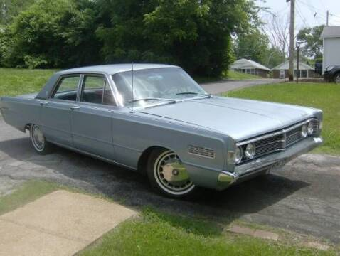 1965 Mercury Montclair for sale at Haggle Me Classics in Hobart IN