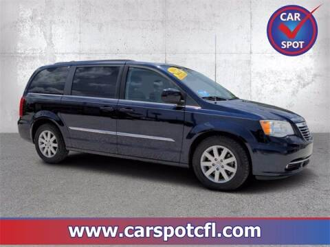 2014 Chrysler Town and Country for sale at Car Spot Of Central Florida in Melbourne FL