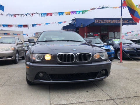 2005 BMW 3 Series for sale at Excelsior Motors , Inc in San Francisco CA