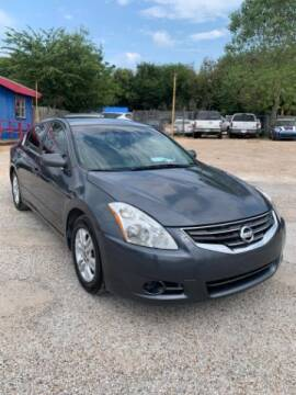 2011 Nissan Altima for sale at Twin Motors in Austin TX