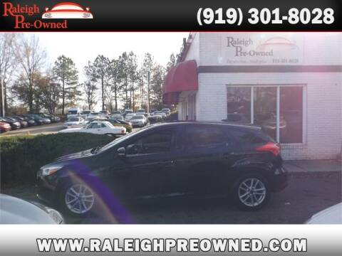 2016 Ford Focus for sale at Raleigh Pre-Owned in Raleigh NC
