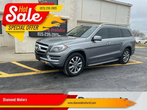 2014 Mercedes-Benz GL-Class for sale at Diamond Motors in Pecatonica IL