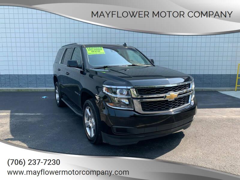 2016 Chevrolet Tahoe for sale at Mayflower Motor Company in Rome GA
