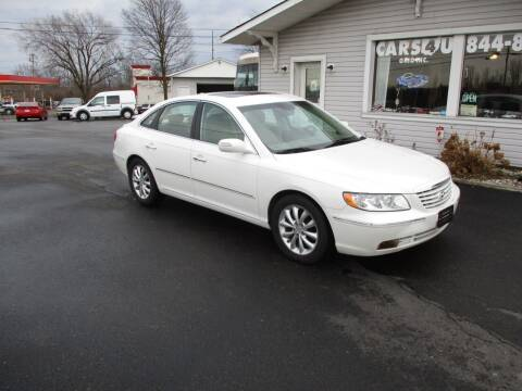 2008 Hyundai Azera for sale at Cars 4 U in Liberty Township OH