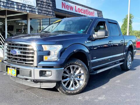 2015 Ford F-150 for sale at SAINT CHARLES MOTORCARS in Saint Charles IL