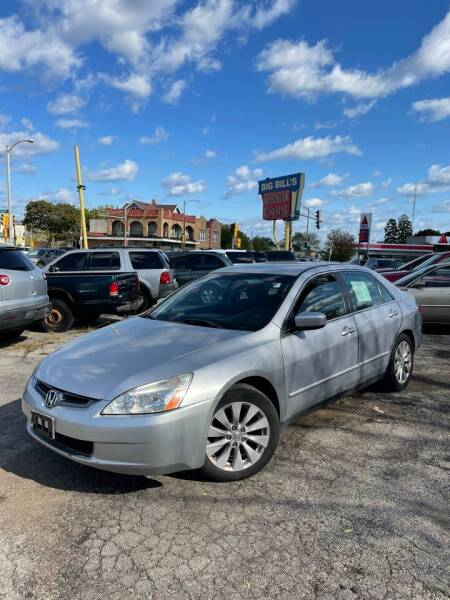 2004 Honda Accord for sale at Big Bills in Milwaukee WI