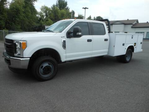 2017 Ford F-350 Super Duty for sale at Benton Truck Sales - Utility Trucks in Benton AR