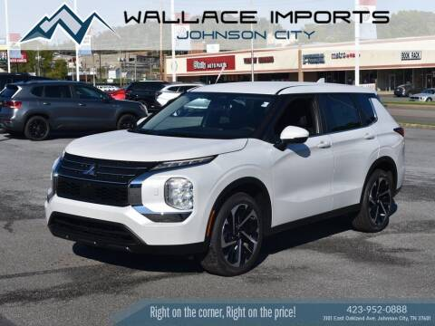 2022 Mitsubishi Outlander for sale at WALLACE IMPORTS OF JOHNSON CITY in Johnson City TN