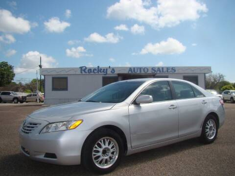 2009 Toyota Camry for sale at Rocky's Auto Sales in Corpus Christi TX