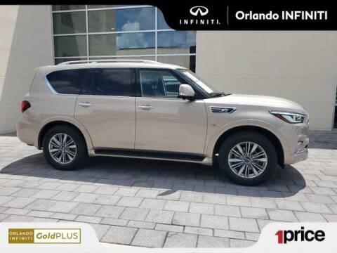 2018 Infiniti QX80 for sale at Orlando Infiniti in Orlando FL
