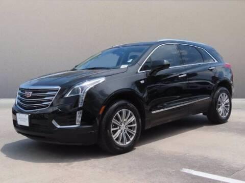 2019 Cadillac XT5 for sale at BIG STAR HYUNDAI in Houston TX