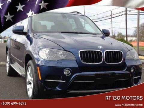2011 BMW X5 for sale at RT 130 Motors in Burlington NJ