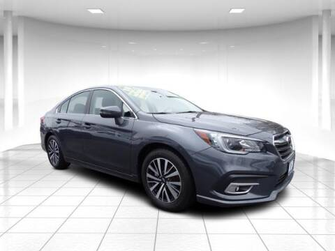 2018 Subaru Legacy for sale at Sandy Motors Inc in Coventry RI