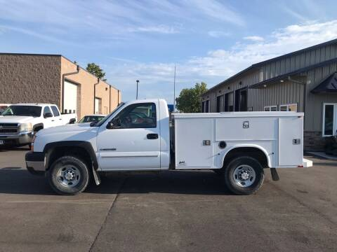 2007 Chevrolet Silverado 2500HD Classic for sale at Crown Motor Inc in Grand Forks ND