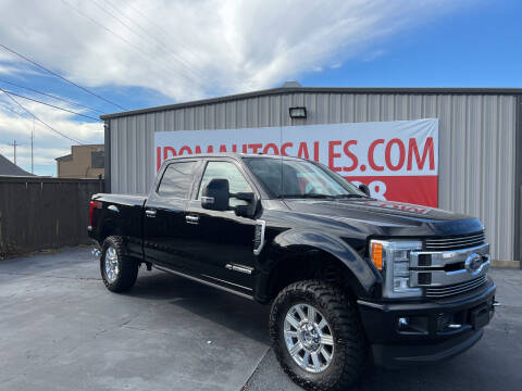2018 Ford F-250 Super Duty for sale at Auto Group South - Idom Auto Sales in Monroe LA