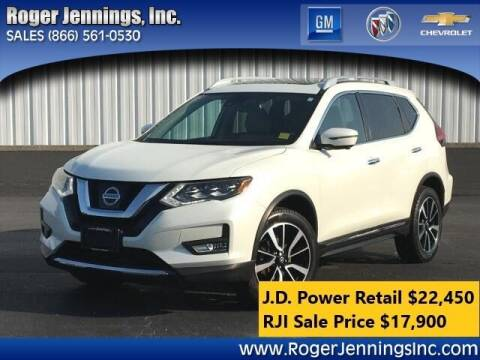 2017 Nissan Rogue for sale at ROGER JENNINGS INC in Hillsboro IL