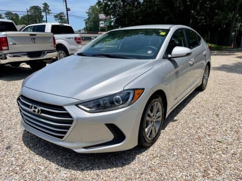 2018 Hyundai Elantra for sale at Southeast Auto Inc in Walker LA
